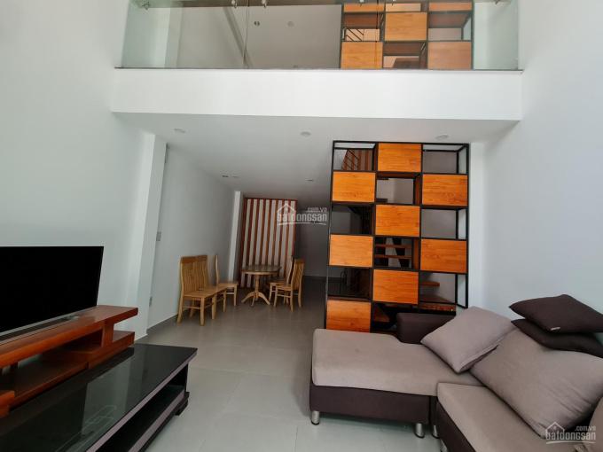 Bán nhà đẹp giá rẻ 50m2, 1trệt 1 lửng 1 lầu, đường Gò Cát, Phú Hữu, Q9, SHR ảnh 0
