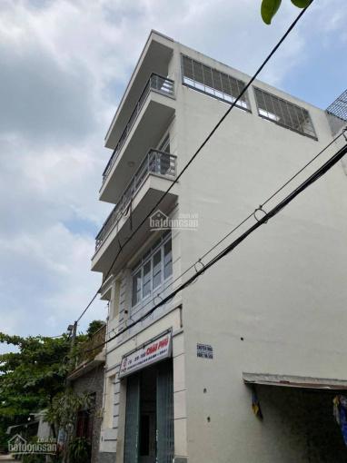 Hẻm 6m Hương Lộ 2, Bình Tân. Diện tích: 6x16m trệt 2 lầu sân thượng, gần bệnh viện Bình Tân ảnh 0