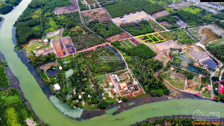 Đất vườn dân địa phương 1.3tr/m2, đường xe ô tô đá mi, view sông thiên nhiên
