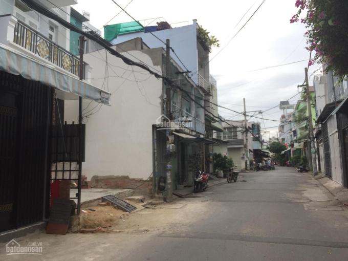 Bán nhà 3 lầu hẻm xe hơi 8m, DT 4x19m, Lũy Bán Bích, Quận Tân Phú, giá 7 tỷ, LH 0933.839.164 ảnh 0