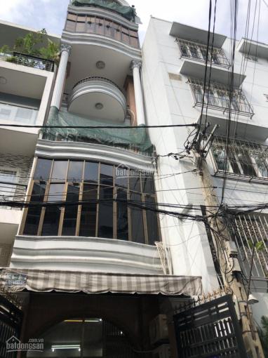 Cần tiền để trả nợ cần bán nhà đường Bùi Thị Xuân P. Bến Thành Q. 1 DT: NH 5,6x16 xây 4 tầng mới ảnh 0