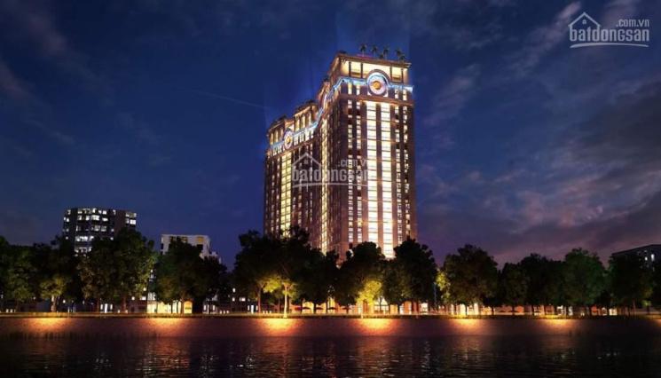 Biệt thự duplex trên không 36 Hoàng Cầu - D'. Le Pont D'or Tân Hoàng Minh (0967713188) ảnh 0