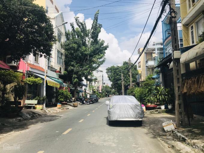 Bán nhà mặt tiền đường Lê Niệm, 5.7m x 19.4m nở hậu Phường Phú Thạnh, Q. Tân Phú, giá 13 tỷ ảnh 0