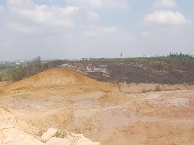 Bán đất nền khai thác làm nền đường ở Biên Hoà, Đồng Nai, 45000m2, 4.5 ha, giá 95 tỷ ảnh 0