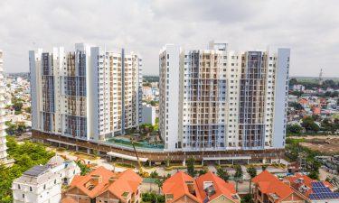 Chuyên căn hộ TP Biên Hòa, Khả Ngân cần bán căn Topaz Twin, 2,4 tỷ có VAT, 78m2, 0933973003 ảnh 0