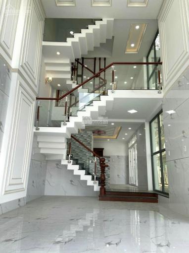 Chính chủ cần bán gắp căn nhà mới xây P. 5, Q. 8, TP. HCM, DT: 4x16m, 1 trệt, 3 lầu ảnh 0