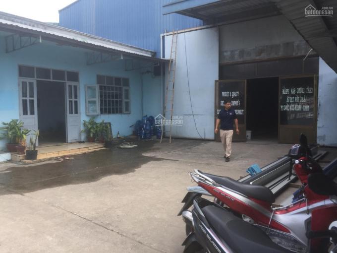 Cho thuê nhà xưởng 1500m2, giá 55 triệu/tháng, Phường An Phú Đông, Quận 12. LH: 0908.561.228 ảnh 0