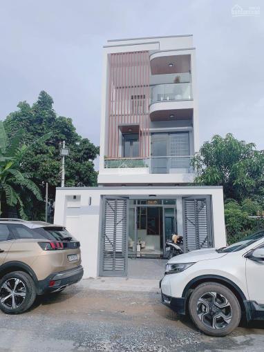 Bán nhà trệt 2 lầu full nội thất cao cấp, cách đường Đồng Cây Viết 100m ảnh 0