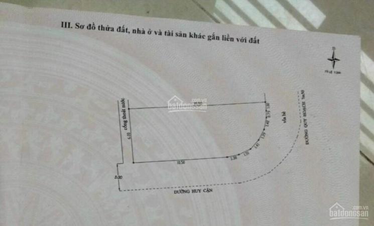 87.6m2 góc 2MT Huy Cận và Trần Đức Thảo hàng hiếm ảnh 0