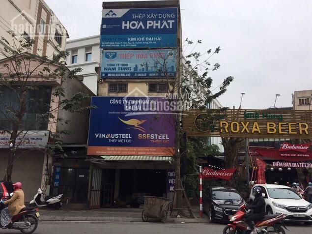 Chính chủ cho thuê MB kinh doanh phố Minh Khai