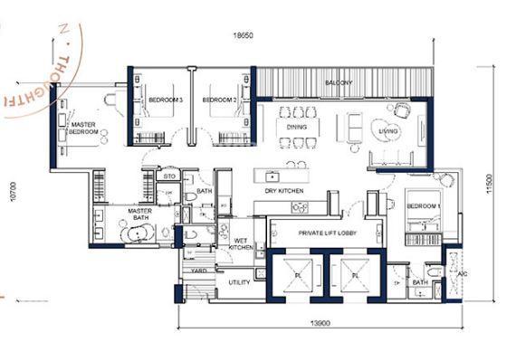 Bán gấp căn hộ 4 phòng ngủ Q2 Thảo Điền giá cực tốt. Liên hệ 0902835479 ảnh 0