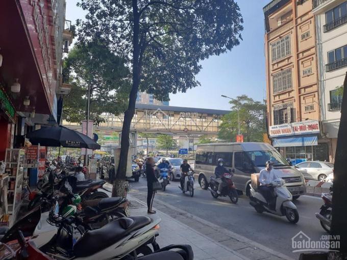 Bán nhà Lê Thanh Nghị 136m2, MT 4m giá 12.5 tỷ, xây chung cư mini, ô tô, kinh doanh LH: 0983599927 ảnh 0