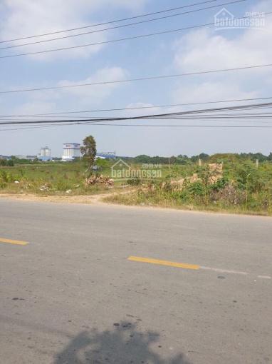 Bán cụm công nghiệp 43ha ven sông Vàm Cỏ Tĩnh lộ 832 xã Nhựt Chánh Bến Lức, giá rất tốt 2,6 tr/m2