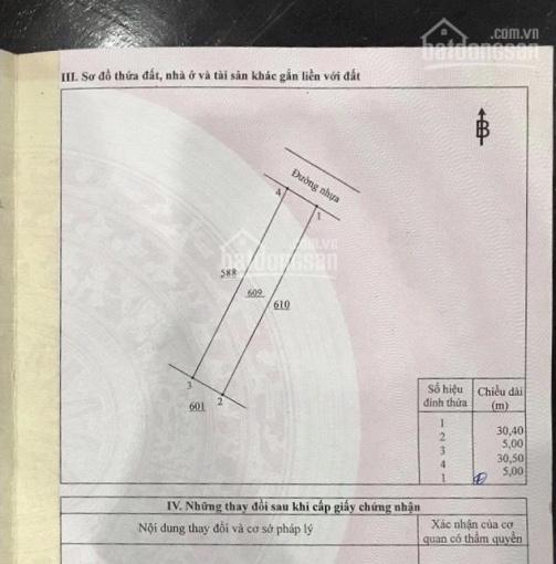 Chủ ngợp cần bán đất thổ cư ngay trung tâm xã Bàu Trâm TP. Long Khánh ảnh 0
