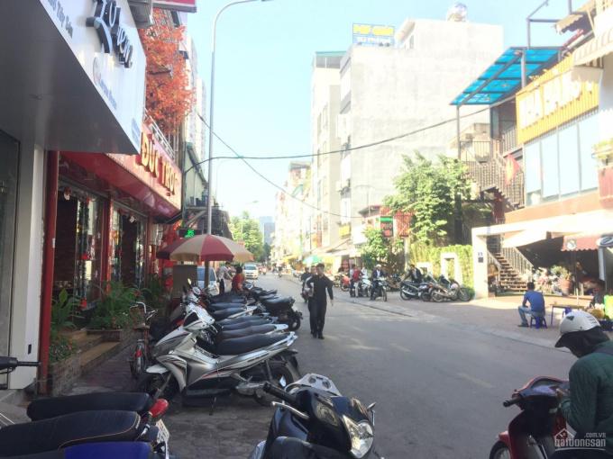 Cho thuê mặt bằng kinh doanh 55m2 phố Nguyễn Văn Tuyết - 298 Tây Sơn cũ