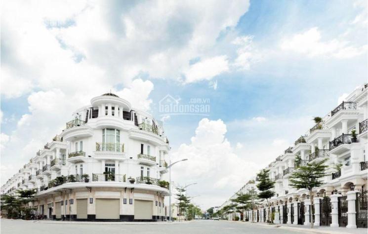 Mở bán Bảo Sơn Villas - Tân Phú Center. Mặt tiền shophouse 6 tầng có thang máy (CĐT) ảnh 0
