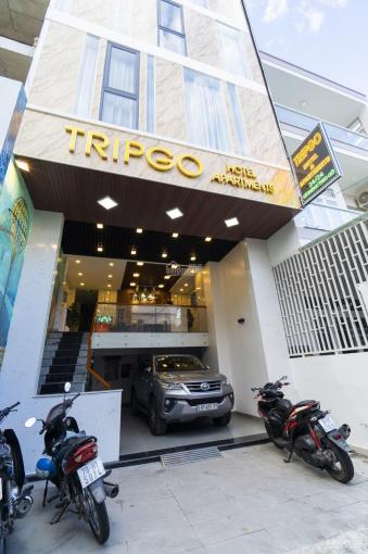 Kẹt tiền kinh doanh bán nhanh khách sạn gần biển đường Nguyễn Tri Phương, Phước Long, Nha Trang