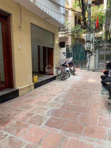 Bán nhà ngõ 8 số 9 phố Dịch Vọng, quận Cầu Giấy, sổ đỏ 48m2 5 tầng mới, 7 phòng ngủ. SĐCC ảnh 0
