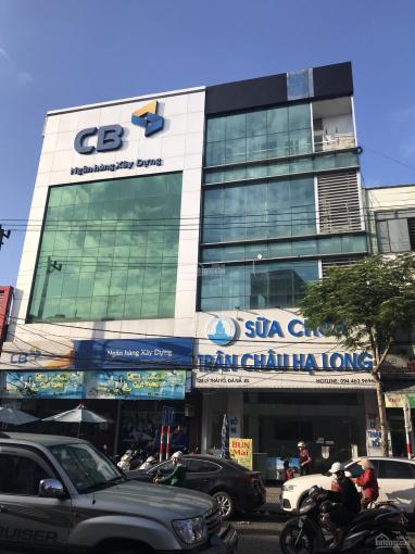 Cho thuê nhà nguyên căn mặt tiền hơn 7m trung tâm Đà Nẵng