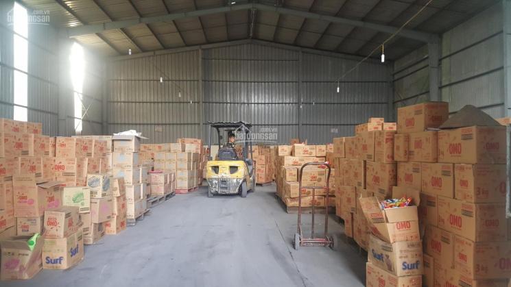 Cho thuê kho DT từ 400m2 + VP 120m2 giá chỉ 60.000đ/m2 tại ngã tư Trâu Quỳ - Gia Lâm 0941895011