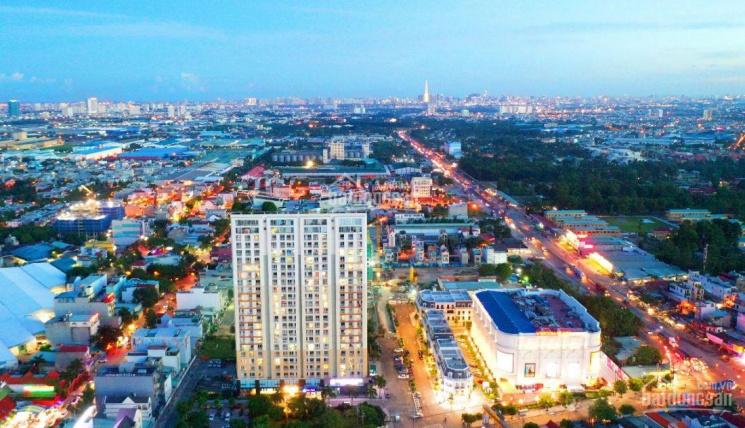 Bán nhanh căn hộ Charm Plaza, Dĩ An, Bình Dương: 84.5m2 3PN 2WC, có sổ hồng, có nội thất chỉ 2,1 tỷ ảnh 0