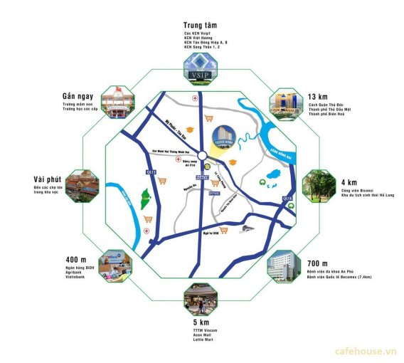 Vốn chỉ 300 - 400tr mua được ngay căn hộ 2Pn 60m2 tại dự án Tecco Home nhận nhà đầu năm 2022 ảnh 0