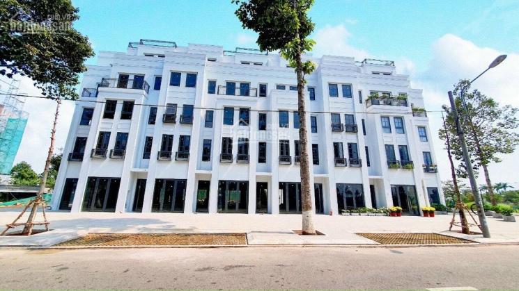 Cần bán Shophouse Stella Mega City 110m2, 1 trệt 3 lầu, mặt tiền đại lộ ánh sáng, lộ giới 25m, 6tỷ3