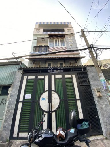 Nhà NC 5x10m, 2 lầu 4PN 4WC HXH 6m Quang Trung, P11, Gò Vấp, cách MT Quang Trung 1 căn nhà ảnh 0