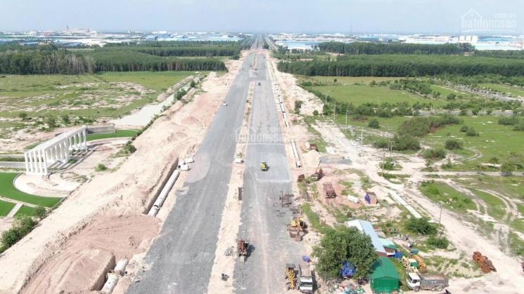 Bán đất mặt tiền 25C, Nhơn Trạch, giá 750 triệu, sổ hồng riêng, liên hệ: 0931 534 747