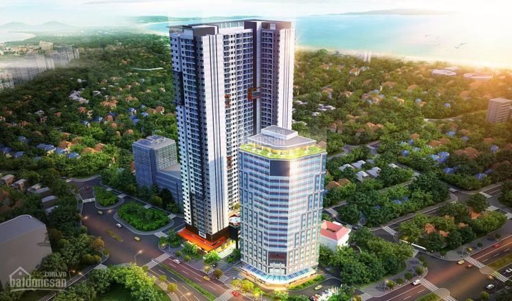 Căn hộ cao cấp Grand Center Quy Nhơn mặt tiền đường Nguyễn Tất Thành, chỉ 1.9 tỷ. LH: 0902.093.066