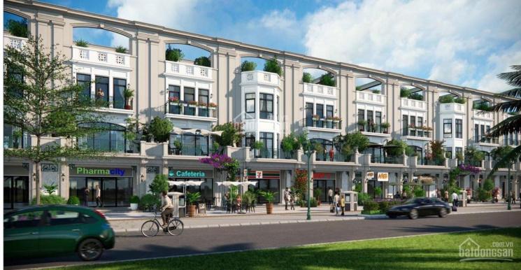 Cần bán shophouse 7x20m đường 19m The Suite Aqua City sau trung tâm thương mại, giá bán 9,3 tỷ ảnh 0