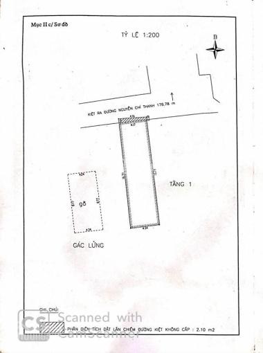 Bán nhà cấp 4 kiệt 4.5m Nguyễn Chí Thanh - Hải Châu 1 - ĐN ảnh 0