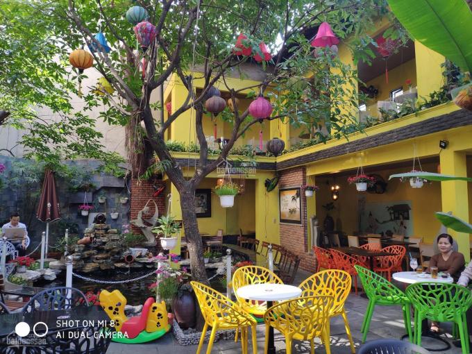 Tôi cần bán quán cafe đang kinh doanh ổn định rất rộng và thoáng đường Hà Huy Tập, Đà Nẵng ảnh 0