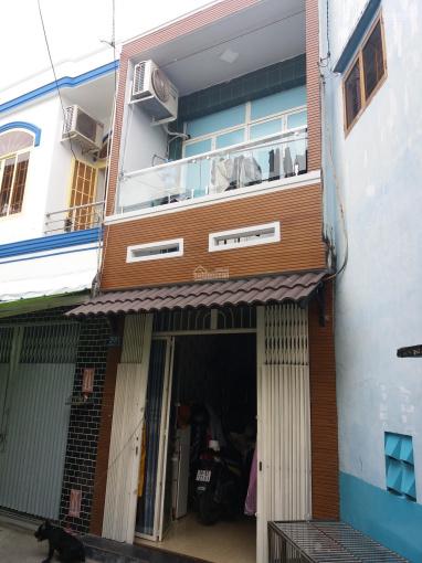 Bán gấp nhà hẻm sổ hồng riêng 44m2, 1 trệt, 1 lầu, 2 phòng ngủ đường Bình Đông, P15, Q8 ảnh 0