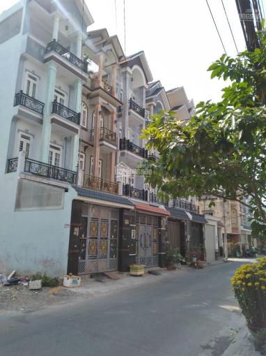 Đất thổ cư hẻm 6m đường Hương Lộ 2 quận Bình Tân 5*16m khu nhà cao tầng ảnh 0
