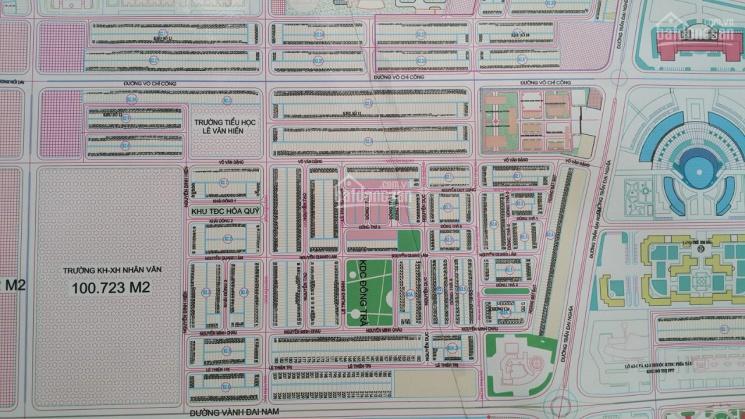 Bán đất Đông Trà - Làng Đại Học, đường 5m5, giá đầu tư ảnh 0