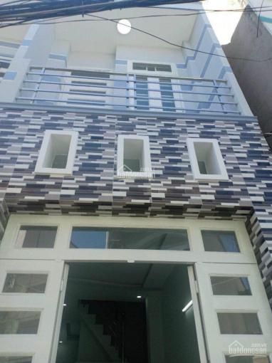 Vip - bán nhà 1 trệt 1 lầu, 3 x 9m hẻm xe hơi Lương Văn Can, giá 1,9tỷ, P. 15, Q. 8, SHR ảnh 0