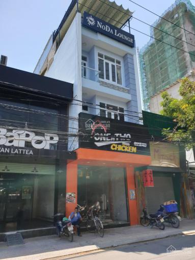 Cho thuê nhà nguyên căn 4 tầng mặt tiền đường Hồng Bàng, ngang 5m dài 24m giá rẻ ảnh 0