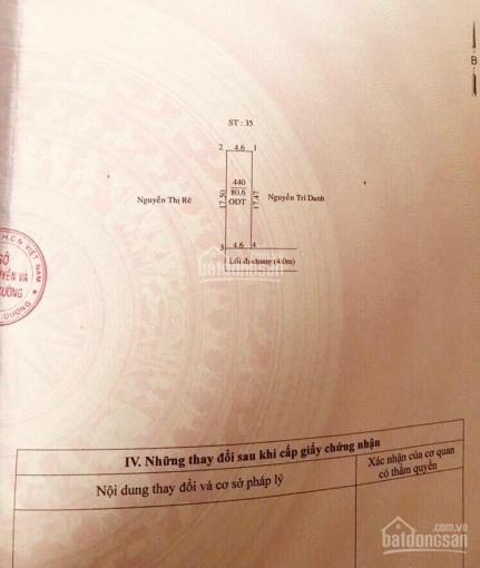 Bán đất Phú Hoà, Thủ Dầu 1, Bình Dương, 80m2: Giá 1 tỷ 750, gần trường học. 0971110488 ảnh 0