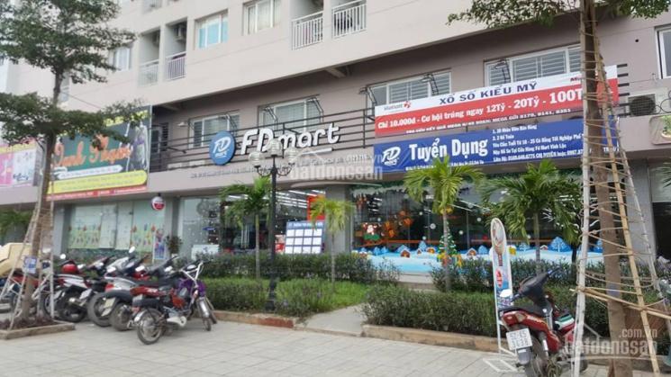 Chính chủ bán Green Town Bình Tân 49m2/ thiết kế 2PN, có NT, view Q1, sắp nhận sổ, giá 1.4 tỷ ảnh 0