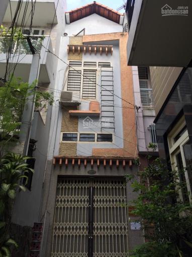 Cho thuê nhà nguyên căn hẻm 134 Bùi Thị Xuân, P. Phạm Ngũ Lão, Quận 1 ảnh 0