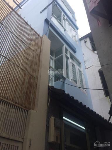 Cho thuê nhà nguyên căn hẻm 153 Nguyễn Thị Minh Khai, P. Phạm Ngũ Lão, Quận 1 ảnh 0