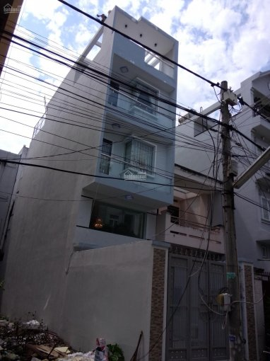 Cho thuê nhà 4 tầng 6 PN 6WC ngay góc Nguyễn Thị Thập và Nguyễn Văn Linh, quận 7 ảnh 0