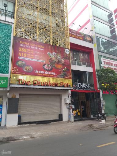 Bán nhà mặt tiền đường Nguyễn Hữu Cầu, P. Tân Định, Quận 1, DT: 6 x 24,5m, giá 55 tỷ ảnh 0