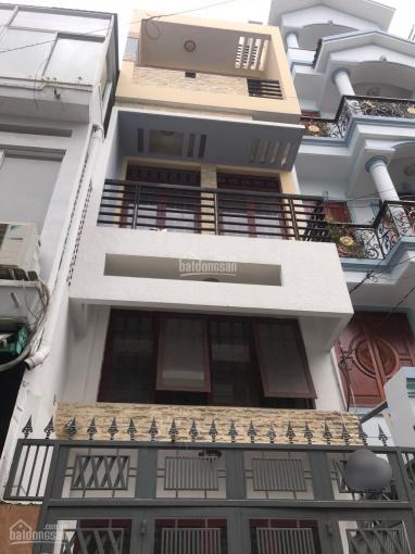 Cho thuê nhà nguyên căn mặt tiền nội bộ 16B Nguyễn Văn Trỗi gần Nguyễn Đình Chính ảnh 0