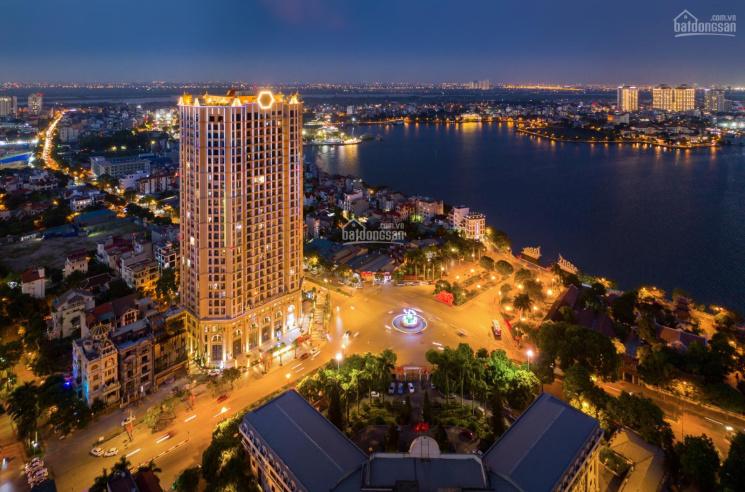 1.850 tỷ căn Studio, full nội thất view hồ Tây duy nhất tại dự án D'El Dorado 1 (Phú Thượng) ảnh 0