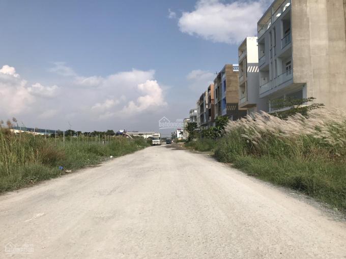 Bán đất chính chủ mặt tiền đường số 4 KDC Chợ Bình Điền ảnh 0