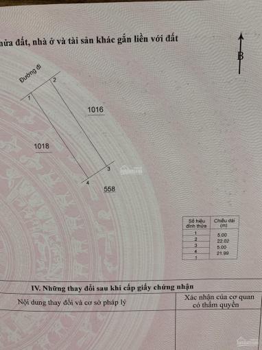 Chính chủ bán lô đất Mỹ Thạnh An, TP Bến Tre 110m2 50m2 TC oto vào tận nhà ảnh 0
