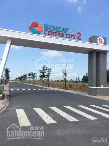 Bán gấp lô đất chính chủ, đã có sổ giá gốc 700tr, dự án Bến Cát Center City 2, Bến Cát, Bình Dương ảnh 0