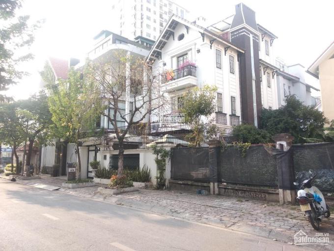 Chính chủ cho thuê biệt thự 240m2 x 3 tầng lô góc mặt phố Thành Công mặt tiền 15m phù hợp mọi LHKD ảnh 0